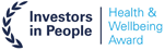 Investors in People Health & Wellbeing Award